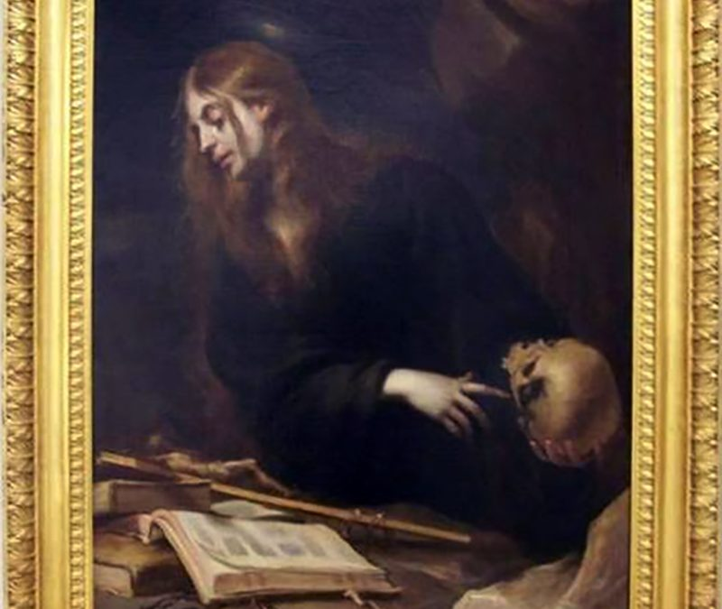 Cuadro. María Magdalena