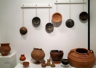 Piezas expuestas Expo Guisar y comer, Museo de Burgos