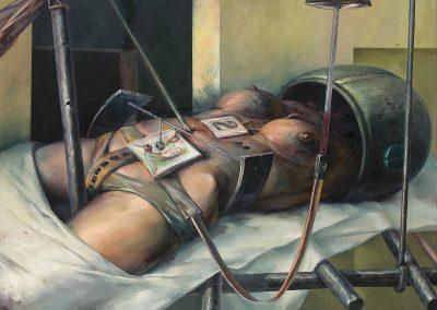 Políptico- Luis Sáez 04
