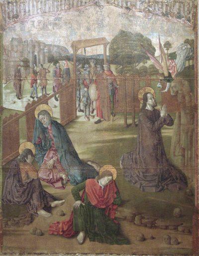 Oración en el huerto