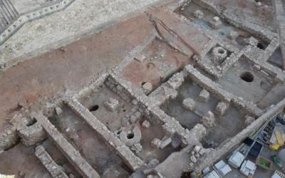 Materiales arqueológicos de las Llanas (Burgos)